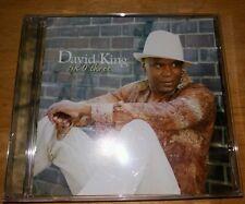 DAVID KING --- SIX O THREE ---  SUPER RARE INDIE R&B CD