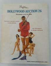 PROFILES IN HISTORY Hollywood Auction Catalog 26 for Dec 14-15, 2006