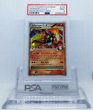 Pokemon RISING RIVALS INFERNAPE 4 LV X #108 HOLO FOIL CARD PSA 9 MINT #*