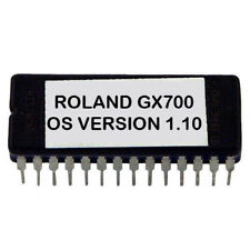 BOSS ROLAND GX-700 OS Version 1.10 firmware EPROM GX700