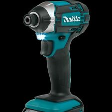 Makita (dtd152) xdt11z Cordless Impact Driver 1/4 18 V LXT Replace xdt04z Model