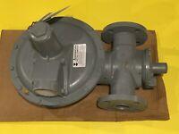 "NEW American Meter Gas Regulator 1813B 5.5-8"" Spring Range 1/2"" Orifice 2"" FLG"