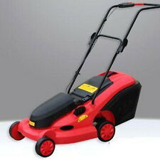 "CLEARANCE SALE! 24V DC 350W 14"" Cordless Rechargeable LawnMower Electric M Mower"
