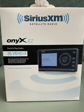 New ListingSirius Xm Satellite Radio Onyx Ez Vehicle Kit Model Xez1V1 New