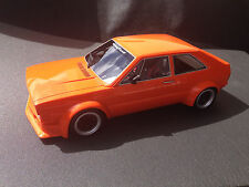 🔥VW Scirocco 1 Typ 53 Gruppe 2 Gr.2 Umbau Tuning 2-Sitzer orange OVP 1:18 TOP🔥