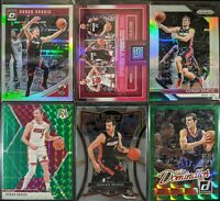 Lot of (6) Goran Dragic, Including Factions /299, Donruss /999, Mosaic/Prizm SP