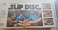 Vintage 1980 Slip Disc Board Game by Milton Bradley  New in SEALED Box!