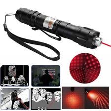 990miles Astronomy Laser Pointer Pen 650nm Red Lazer Star Beam Light+Belt Clip