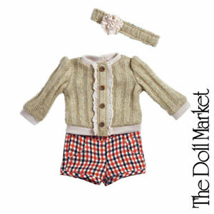 """New Adora 18"""" Cool Weather Outfit - Play Doll Clothing fits American Girl"""