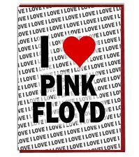 Greeting Card - Birthday Card - I Love Pink Floyd