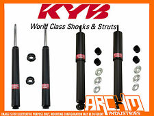 AUDI 90 ALL (EXCL QUATTRO) 01/1989-12/1990 FRONT & REAR KYB SHOCK ABSORBERS