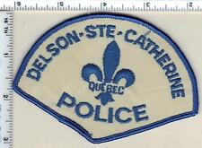 Greenfield Park Police (Canada) Shoulder Patch from the Early 1980's