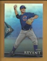 Kris Bryant RC 2014 Bowman Platinum Prospects Rookie Card #BPP40 Chicago Cubs