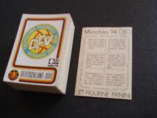 *** Panini World Cup 74 Stickers (1974) ***