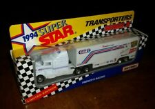 1994 Matchbox Super Star Transporters Series Ii French's Racing Rodney Combs