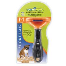 FURminator Deshedding Tool für Kurzhaar M Hundebürste Hunde