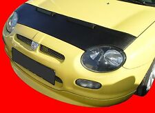 CAR HOOD BRA  fit Rover MG MGF 1995-2011 NOSE FRONT END MASK