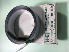 Keuffel & Esser Co, K & E Handy Wyteface Steel Tape Rule Refill 2m 78 in 900352
