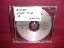 HARRY POTTER . . JK Rowling: A Year In The Life, DVD ~ Rare ~ Unused