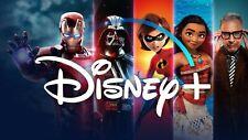 ⚡️Disney Plus Account⚡️12 Months Disney + Subscription 👌Instant Delivery 🎁
