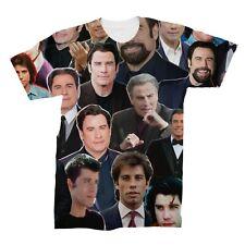 John Travolta Photo Collage T-Shirt