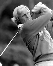 PGA Professional Golfer GREG NORMAN Glossy 8x10 Photo Golf Print Swing Poster