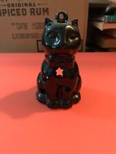 Candle BLACK CAT Tealight Candle Holder