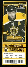 2011 Boston Bruins & Montreal Canadiens Game 2 Stanley Cup Playoff Full Ticket
