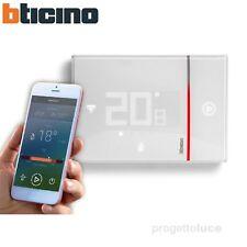 BTICINO X8000 TERMOSTATO CRONOTERMOSTATO WI-FI DA INCASSO SMARTHER
