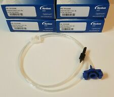 NORDSON EFD 7012339 Adapter Assembly, 10cc, Blue, 3' Hose