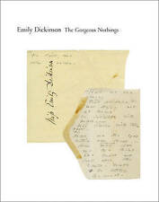 The Gorgeous Nothings: Emily Dickinson's Envelope Poems by Emily Dickinson (Hardback, 2013)