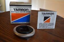Tamron Adaptall 2 Custom Mount for Canon FD Lens Japan NEW IN BOX!
