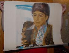 World Junior Chess Champion U20 Yasser Seirawan Portrait Pastel 1979 Riga