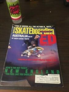 Transworld Skateboarding Magazine June 1991 Jordan Richter 6/91 Jun AS IS