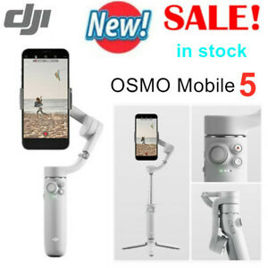 DJI OM 5 OSMO Mobile 5 Handheld Foldable Stabilizer Gimbal for Smartphone Huawei