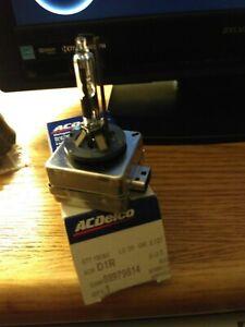 NEW ACDelco HID Headlight Bulb Low Beam 19352170 Cadillac Escalade ESV EXT 03-06