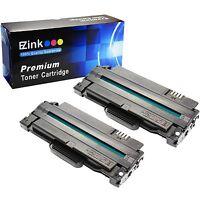 2PK MLT-D105L 105L BK Toner Cartridges For Samsung 105 SCX-4623F 4623FN 4623FW