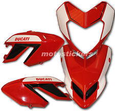 DUCATI HYPERMOTARD 1100 - Kit Adesivi SP - cod art. HYT55