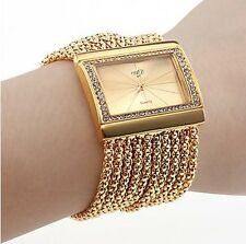 2017 Girlfriend GIFT Quartz Diamond Bracelet Wrist Watch for Fashion Lady Women1