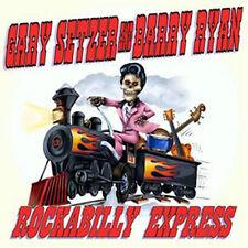 GARY SETZER and BARRY RYAN Rockabilly Express CD - Superb Wild Rock 'n' Roll NEW