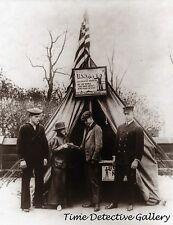 Fannie Hunt Denie Pioneer Woman Recruiting Officer WWI - Historic Photo Print