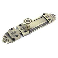 5.5 Inch Door Zinc Alloy Sliding Lock Latch Barrel Bolt Bronze Tone C5D3