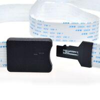 Universal TF Extender Converter Micro SD Card Extender 48cm For GPS DVD LCD DVR