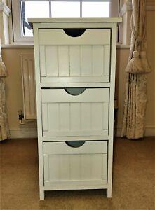 Bathroom, Hallway, Kitchen Drawers Furniture Storage Cupboard