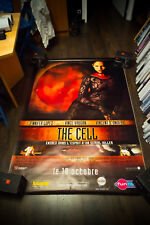 THE CELL Jennifer Lopez B 4x6 ft Bus Shelter D/S Movie Poster Original 2000