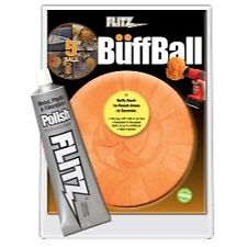 "Flitz PB101-50 5"" Large Buff Ball with Free Flitz Polish 1.76"