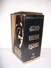 STAR WARS TRILOGY  SPECIAL EDITION GOLD VHS. B222