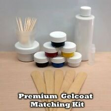 PREMIUM GELCOAT SCRATCH CHIPS GEL COAT REPAIR KIT BOAT PARTS BAYLINER WHALER