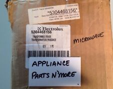 ELECTROLUX/FRIGIDAIRE MICROWAVE TRANSFORMER ASM PART NUMBER: 5304468156 NEW PART