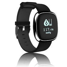P2 IPX7 impermeable inteligente Bluetooth reloj deportivo con la presión arteria